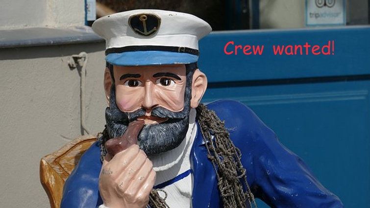 Skipper looking for crew