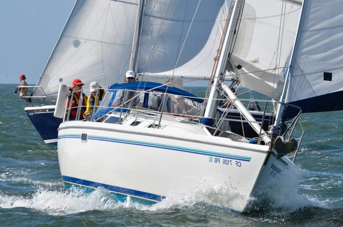 What does being a volunteer yacht crew involve?