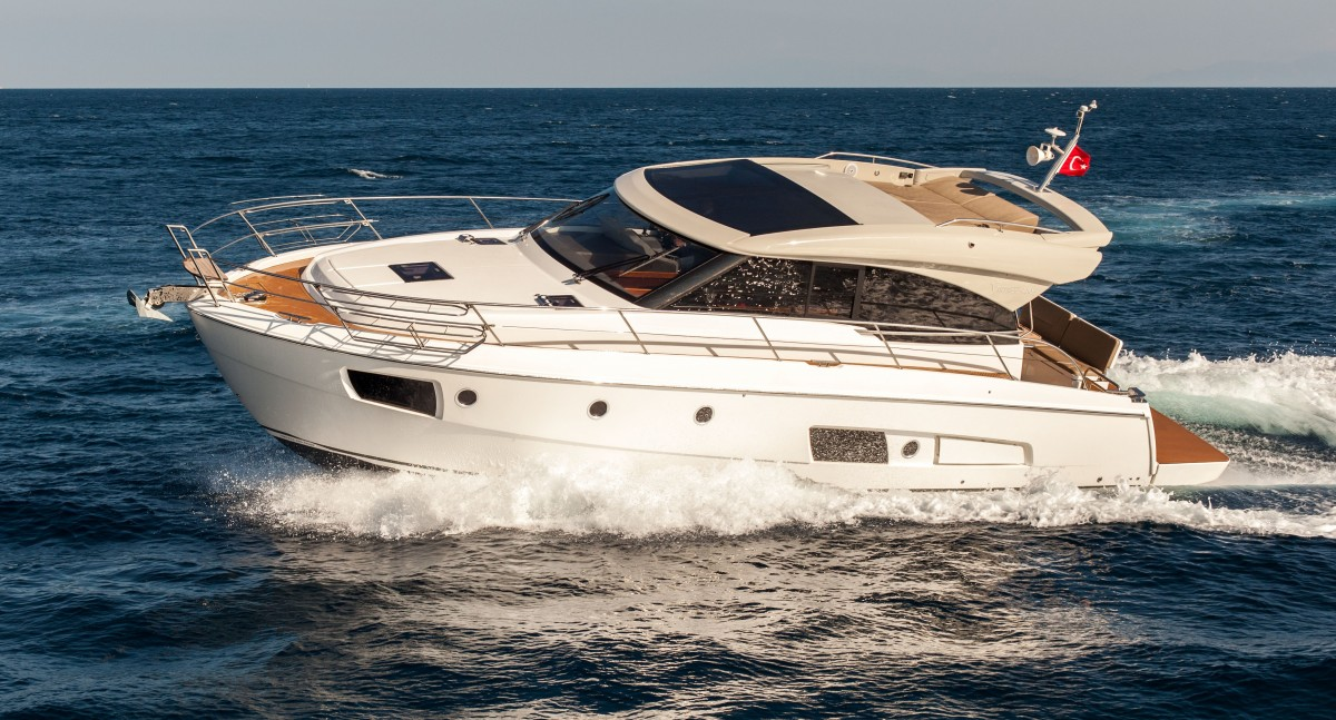 Motor yacht skipper looking for crew? Try Onboard Space!