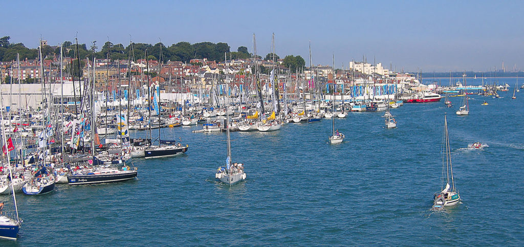 London boat owners dominate Cowes Week