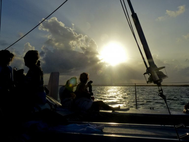Skippers – what makes good crew?